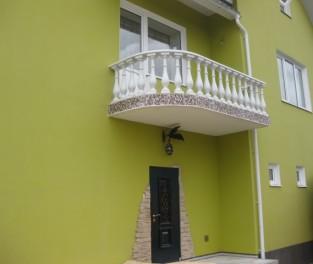 Балясины на балкон балюстрада на балкон