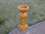 Вазон бетонный для цветов 3049/2 (Средний)