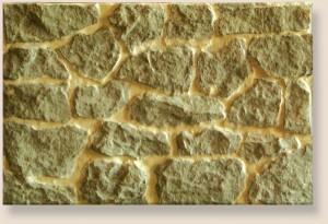 «Средний камень» для фасада