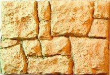 Облицовочный камень для фасада  бутовый искусственный камень