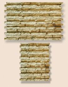 Облицовочный камень для фасада плетняк 3012/1
