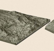 Комплект из 7 искусственных камней