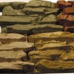 Камень для фасада «Крупный плитняк»