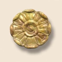 Декоративная розетка из искусственного камня 3058/2