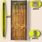 Декоративный дверной наличник