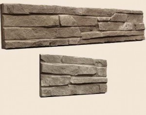Набор искусственных камней из 8 штук