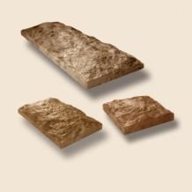Облицовочный камень для фасада «Базальтовый камень»