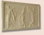 Греческий барельеф декоративный