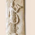 Греческий барельеф «Афина Паллада»