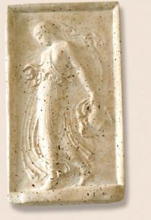 Греческий барельеф «Диана охотница»