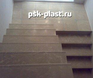 Накладка на лестницу
