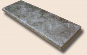 Подоконник из искусственного камня 3002/1