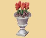 Вазон  для цветов из бетона В-2