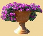 Вазон для уличных цветов 3049 (Большой)