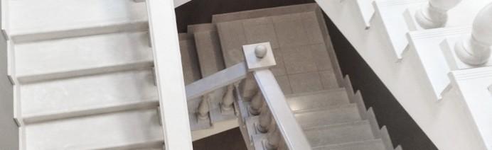 Облицовка лестниц и ступеней