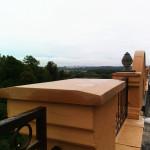 Крышка на забор (парапет) 720х500х55