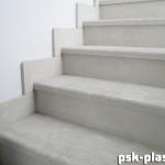 Плинтус для лестницы (сапожок) левый
