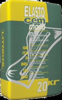 Гидроизоляционная смесь ELASTOCEM MONO