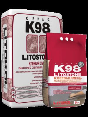 Клей для плитки LITOSTONE K98