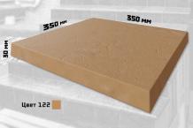 Плитка для ступеней без закруглений (цвет №122)