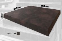Плитка для ступеней без закруглений (цвет №125)