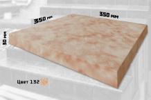 Плитка искусственный мрамор (цвет №132)
