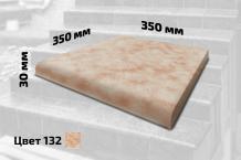 Плитка для ступеней средняя (цвет №132)