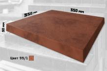 Плитка для ступеней без закруглений (цвет №99/1)