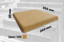 Плитка для ступеней левая (цвет №100)