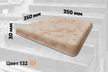 Плитка для ступеней правая (цвет №132)