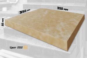 Плитка для ступеней без закруглений (цвет №202)