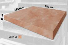 Плитка для ступеней без закруглений (цвет №55)