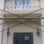 Крышка на столб прямоугольная 950х810х80 мм