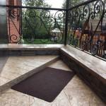 Крышка на забор (парапет) 750х400х55